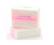 Skin Whitening Lightening Premium Extra Strength Whitening Soap w/ Glutathione, Goat's milk, Rosehip, and Kojic Acid