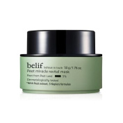 belif Peat Miracle Revital Mask/ Made in Korea