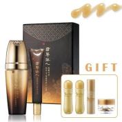 Coreana Bichigain bodamgyeol Ampoule Essence Special Set £« GIFT