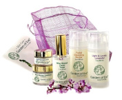Garden of Eve Special Offer Kit - No Scent system (Unscented, Fragrance Free, Certified Organic Ingredients)/Normal, Dry, Sensitive) - Full Sizes