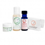 Geiko Skincare Set - Dry/Sensitive Skin 4pcs by Chidoriya
