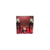 Jahwangsoo Red Ginseng Skin Care 3pc Set