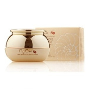 Korean Cosmetics_Neox Snail Mucus Steam Eye Cream_50g
