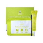Leaders Clinic Black Head and Pore Control Kit/ Made in Korea