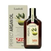 LOMBOK Perfect argan oil (Moroccan oil) 150ml/ Made in Korea