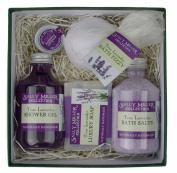 Medium Square Gift Box - Lavender