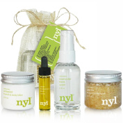 nyl Starter Kit with Rosewater Face Wash