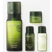 Puretem Purevera Facial Skin Essence Lotion Set