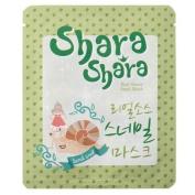 Shara Shara Real Sauce Snail Mask (5ea)/ Made in Korea