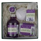 Small Square Gift Box - Lavender