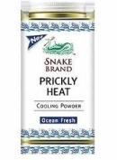 Snake Brand Prickly Heat Powder Ocean Fresh 150g