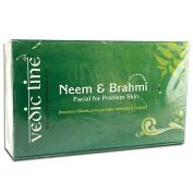 Vedic Line Neem & Brahmi Facial 1 Kit