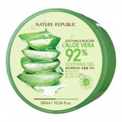 [Nature Republic] Soothing & Moisture ALOE VERA 92% GEL 300ml