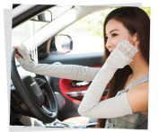 Delicol 6pcs Assorted Seamless Outdoor Sport Bandanna Headwrap Scarf Wrap(7 Colour Choices)