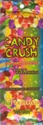 5 Candy Crush 75x Bronzer Tanning Lotion Packets