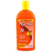 NO-AD 8 Protective Tanning Lotion SPF 8 -- 470ml