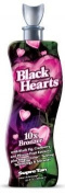 Supre Tan Black Hearts Sunbed Lotion Cream 10x Bronzer Tanning