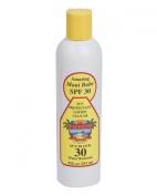 Maui Babe SPF 30 Sunscreen Lotion 240mls - Water Resistant UVA/UVB Sunblock