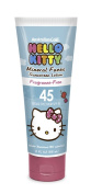 Hello Kitty Mineral Face Lotion, SPF 45, 90ml