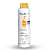 OMBRELLE SPORT, Continous Spray SPF 45 Clear/transparent ,140 Ml / 4.7 oz