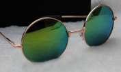 Women's Hippie Shades Hippy 60'S 70'S Vintage Round Sunglasses