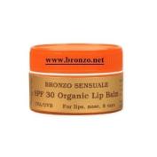 Bronzo Certified Organic SPF 30 Lips, Nose, & Ears Balm 30ml