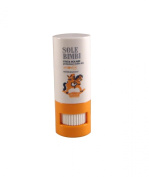 Helan Sole Bimbi - Infant and Toddler SAFE Sunscreen stick Paraben Free, PABA Free, Sodium Benzoate Free and Tested 100% Free of Nickel, Cadmium and Cobalt SPF50 UVA Water Resistant
