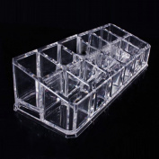 Harvest Clear Transparant Arylic Trapezoid Lipstick Holder Cosmetic Organiser/display/holderorganizer Stand