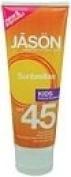 Jason Natural Products - Sunbrellas Kids Natural Sunscreen 45 SPF - 120ml