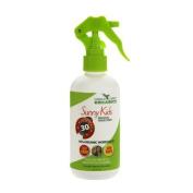 Kids Natural Sunscreen Spray Spf 30 - 240ml - Spray