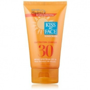 Kiss My Face Sun Screen with Oat Protein Complex, SPF 30, 120ml Tube