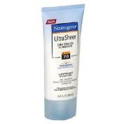 Neutrogena Ultra Sheer Dry-Touch Sunscreen , SPF 70 90ml