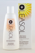 Oleasol Low Protection Tanning Lotion with Organic Extra Virgin Olive Oil for Hydration and Protection