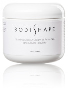 CELLULITE CREAM- #1 Body Firming Treatment - Get Rid of Cellulite -Skin Firming - Cellulite Reduction - Bodishape Cellulite Reduction & Body Firming Cream -With Active Ingredients CAFFEINE & RETINOL **** As Seen on Dr Oz April 2014 **** Clinically Prov ..