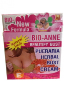 New Formula !! Bio Anne Beautify Bust Pueraria Nature Herbal Bust / Breast Enlargemant Cream 60g + Bust soap 50g