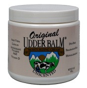 Unscented Original Udder Balm Moisturising Cream 470ml Jar