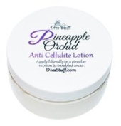 Pineapple Orchid Anti Cellulite Cream, 240ml, by Kym's Diva Stuff