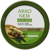 Arko Nem Natural Care Olive Oil Cream, 150 Gramme