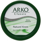 Arko Classic Natural Cream, 150 Gramme