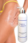Cellulite Whisperer® Lotion. Advanced specialty cellulite cream was formulated to reduce and diminish cellulite. Exclusive organics & herbs plus anti-oxidants, emollients to hydrate and tighten skin included. FREE Report about Cellulite Management aft ..