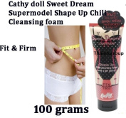 Karmart Cathy Doll Sweet Dream Supermodel Shape Up Chilli Cleansing Foam.