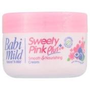 Babi Mild Sweety Pink Plus Scent Smooth & Nourishing Cream 50g 1ea