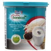 Benecol Instant Cereal Beverage with Plant Stanol Black Sesame 24g. Pack 5sachets x 3 =15sachets