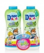 D-NEE KIDS Apple Kiwi Jelly Powder 2x450g thailand