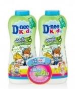 D-NEE KIDS Apple Kiwi Jelly Powder 2x450g thailand