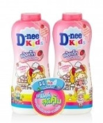 D-NEE KIDS Strawberry Yoghurt Candy Powder 2x450g thailand
