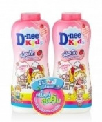 D-NEE KIDS Strawberry Yoghurt Candy Powder 2x450g thailand