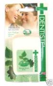 Dentiste Anti Plaque Mint Dental Floss Wax 55 Yard .
