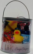 DUCKIES 4TH OF JULY GOLD STRIKE GIFT CAN