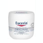 Eucerin Cream - 120ml Jar